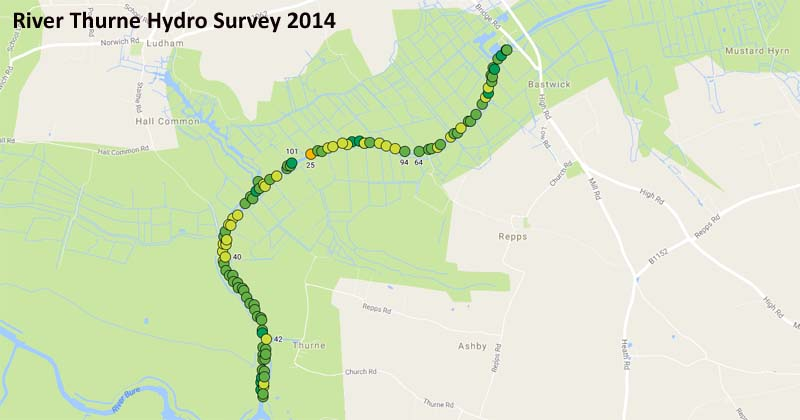 2014 thurne survey