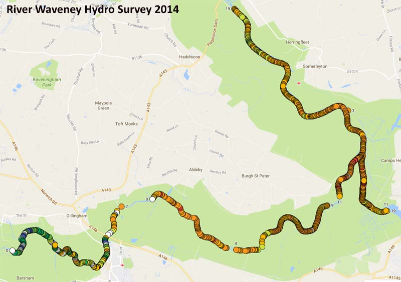 2014 waveney survey